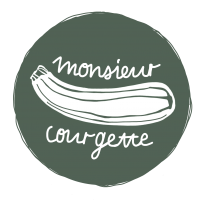 Monsieur Courgette Logo